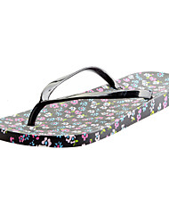 Women's Wedge Heel Flip Flops Slippers Shoes (More Colors)