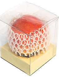 Simulate Fruit Peach Music Box