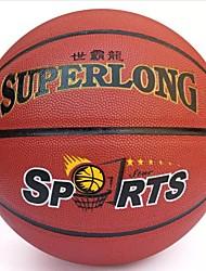 superlong glissante taille standard résistant à l'usure 7 matériel d'unité centrale spécialisée match de basket