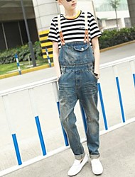 Men's Pure Pant , Cotton/Denim Casual