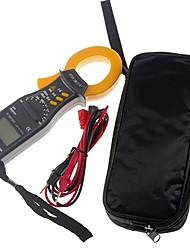 VICTOR DM3218 + AC / DC Digital Clamp Meter, Auto / intervalo manual
