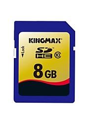 echte kingmax SDHC-Speicherkarte - 8 GB (Klasse 10)