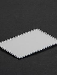 FOTGA pro Protector de pantalla de cristal óptica 70d canon