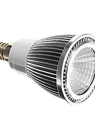 E14 5W COB 350 LM Warm White LED Spotlight AC 100-240 V