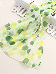 HOT Lady selling dot velvet chiffon scarf shawl