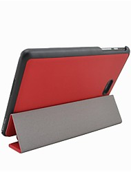 "Shy Bear™ Fold Style Smart Leather Stand Cover Case for Dell Venue 8 Pro 8"" Inch Tablet"