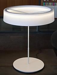 Современный простой дизайн мини настольная лампа привело кольцо дымоход может DIY с защитить зрение
