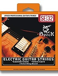 SE32 Nickel Plating for The Electric Guitar Strings