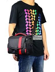 DSTE bolsa de ombro de nylon para Canon / Nikon / Sony / Samsung fuji / pentax / câmera SLR / Panasonic