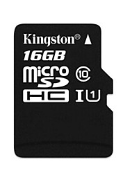 Kingston 16GB Class 10 UHS-1 microSDHC SD-Speicherkarte