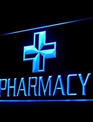 Hospital Pharmacy Advertising LED Light Sign