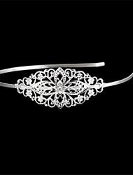В форме цветка с серебряным покрытием Хооп (1Pc)