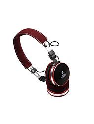 fone de ouvido estéreo m9 dj auscultadores graves profundos dobrável com microfone