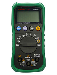 MASTECH MS8239C Auto Range Digital Multimeter AC DC Voltage Current Capacitance Frequency Tester