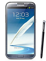 "Samsung GALAXY NOTE 2 5.5 "" Android 4.1 3G-Smartphone (Single SIM Quad Core 8 MP 2GB + 16 GB Schwarz / Grau / Rosa / Weiß / Dunkelblau)"