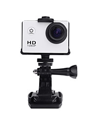 SJ4000 Caméra d'action / Caméra sport Fixation 12MP 3264 x 2448 4032 x 3024 3648 x 2736 1,296 x 960 Style mini Etanches Pratique 4X 1.5