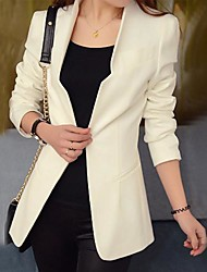 Women's Autumn Long Small Blazer