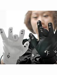 Electronic Piano Handschoenen met Muzikale Fingertips