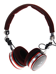 M9 40Mm Hi-Fi Clear Sound Bass & Delicate Metal Stereo Headband Headphone  with Microphone 3.5Mm