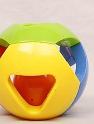 novo brinquedo rodada colorido atividade bebê chocalho bola
