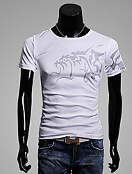 T-Shirt manica corta All-Match Round Neck Dailun Uomo