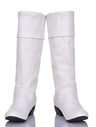 Women's Flat Heel  Riding Boots Mid-Calf Boots (More Colors)