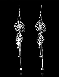 Elegante 925 Sterling Silber Ohrhänger