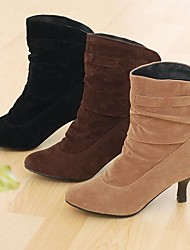 Women's Stiletto Heel  Riding Boots Ankle Boots (More Colors)