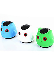 A-100 Eulen-Art drahtloser Bluetooth Lautsprecher MIC-Green/White/Blue