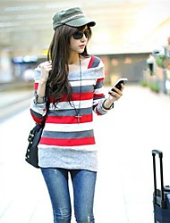 Women's Blouse , Others Long Sleeve