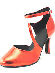 Customizable Women's Dance Shoes Modern Other Customized Heel Black/Blue/Red/Silver/Other
