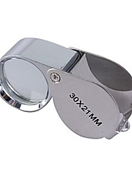 30x21mm Jewelers Magnifier