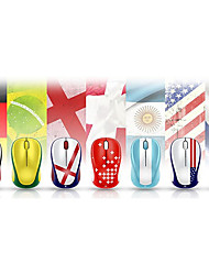 Logitech M235 2.4GHz Wireless Rubber Grip Mouse 1000dpi (Assorted Colors)