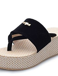 Women's Wedge Heel Flip Flops Sandals Shoes (More Colors)