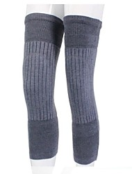 Comfortable Thick Wool Keep Warm Knee Protector (2 in Pack,Random Color Delivery)