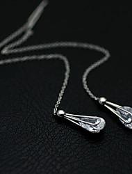 Korean Fashion Luxury  Zircon Earrings