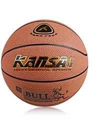 kansa taille standard 7 mode matériel d'unité centrale spécialisée match de basket