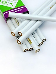 10PCS Professional White Nail Art Dotting Pen (Pencil) for Manicure Rhinestones Decorations