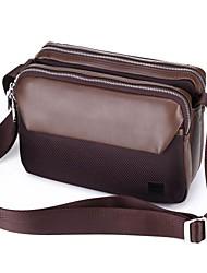 modèle d'affaires les sacs crossbody de cuir de neppt ™ homme pour ipad (couleurs assorties)