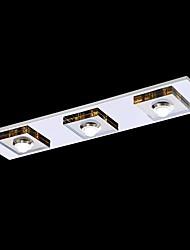 lámparas de techo, 3 luz, simple artística ms-86460 moderno