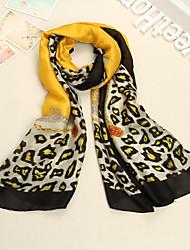Bully European Fashion Silk Long Scarf YWBZS113