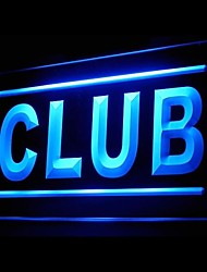 Club Display Bar Advertising LED Light Sign