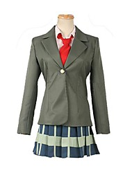 Inspired by Sakura Trick High School Uniform Cosplay Costumes