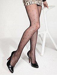 Ultra-thin Wire Core-spun Yarn Elasticity Tights Soft Sexy Nylon Pantyhose Hosiery