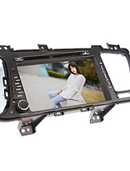 "8""Touchscreen 2-Din Car DVD Player for Kia-K5 2013 year with GPS,FM,ATV,Bluetooth,Ipod"