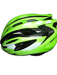 Unisex Half Shell Bike helmet Vents Cycling Cycling / Mountain Cycling / Road Cycling / Recreational Cycling / SkateMedium: 55-59cm /