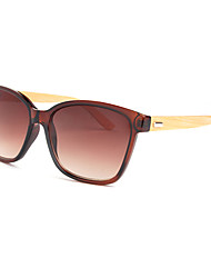 bazoo Bamboo Leg Manual Fashion Sunglasses RT8809-2