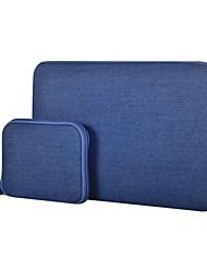 oushine® laptop lnner tassen en accessoires voor de 13,3 inch MacBook Air / Pro (assorti kleur)