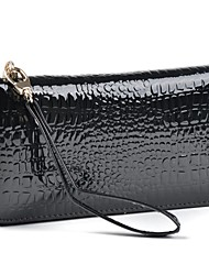 Women 's Fashion High Quality  Patent Leather  Wallet  Ladie's Handbag