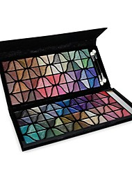 Pro High Quality 128 Color Eyeshadow Makeup Palette Cosmetic Set